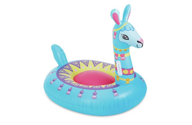 /outdoor-toys/chad-valley-llama-inflatable-ride-on