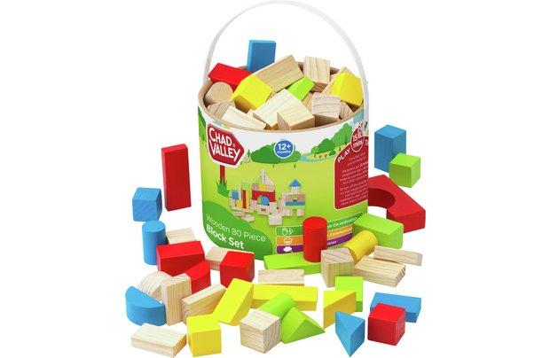 /playsmart/chad-valley-playsmart-wooden-block-set-80-pieces