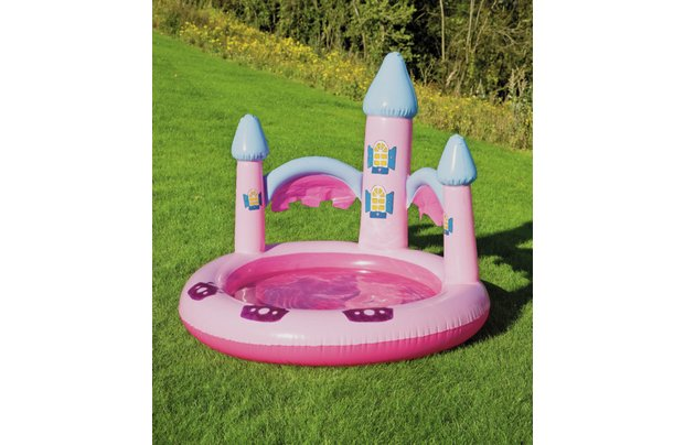 /outdoor-toys/chad-valley-princess-castle-ball-pit