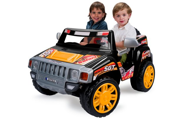 /wheeled-toys/chad-valley-safari-jeep-2-seater-12v-powered-ride-on