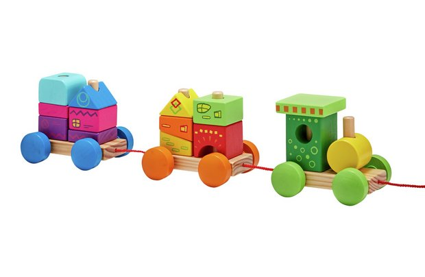 /baby/chad-valley-stacking-blocks-wooden-train