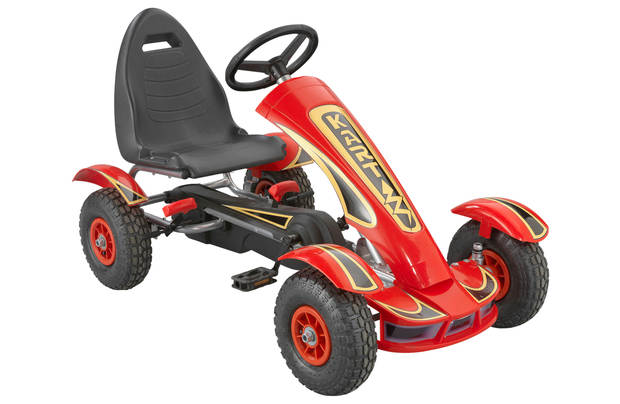 /wheeled-toys/chad-valley-superkart-pedal-drive-with-pneumatic-tyres
