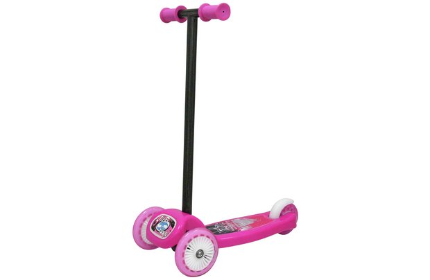 /wheeled-toys/chad-valley-tilt-and-turn-folding-scooter-pink