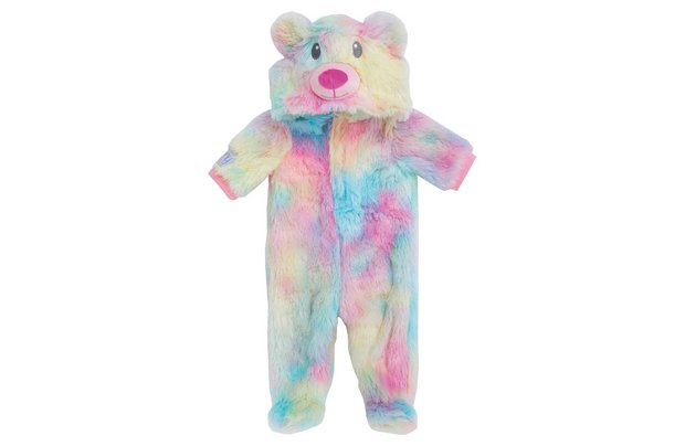 /tiny-treasures/chad-valley-tiny-treasures-rainbow-teddy-all-in-one-outfit