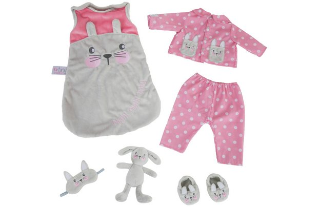 /tiny-treasures/chad-valley-tiny-treasures-sleeptime-bunny-pyjamas