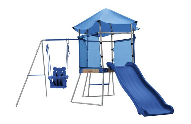/outdoor-toys/chad-valley-toddler-swing-climber-and-slide
