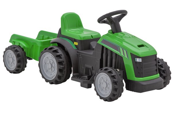 /wheeled-toys/chad-valley-tractor-with-trailer-6v-powered-ride-on