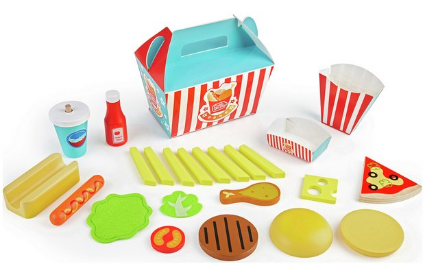 /wooden-toys/chad-valley-wooden-burger-gift-set