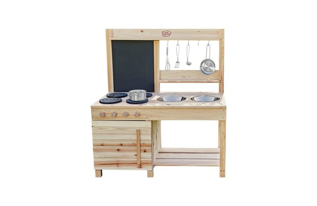 Chad Valley Wooden Vegetable Set