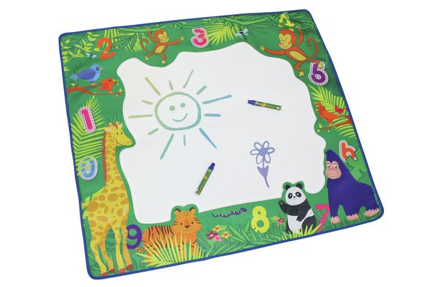 /creative-play/chad-valley-xl-rainbow-aqua-magic-mat