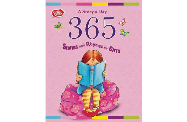 /tween-roleplay/chad-valley-365-stories-and-rhymes-for-girls-book