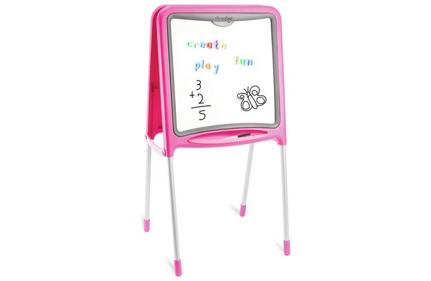 /creative-play/smoby-metal-drawing-board-pink