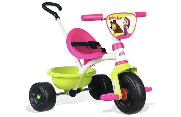 /wheeled-toys/smoby-be-move-masha-tricycle
