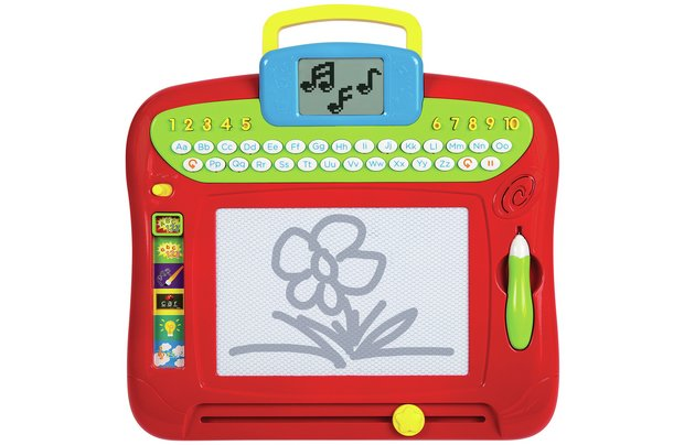 /pre-school/chad-valley-playsmart-write-and-draw-learning-board