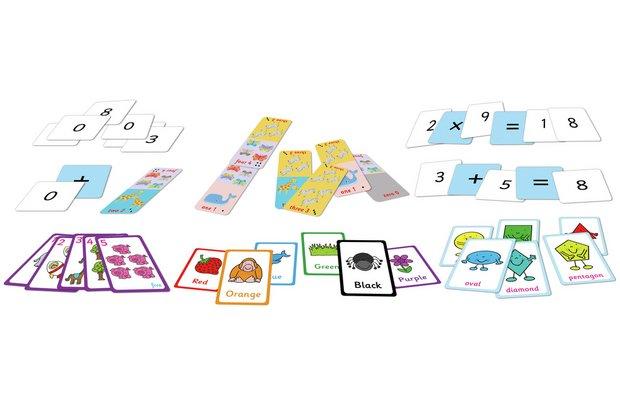 /pre-school/chad-valley-playsmart-numbers-bumper-pack