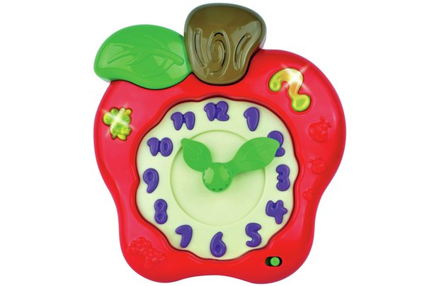 /pre-school/chad-valley-playsmart-learn-to-tell-the-time-apple-clock