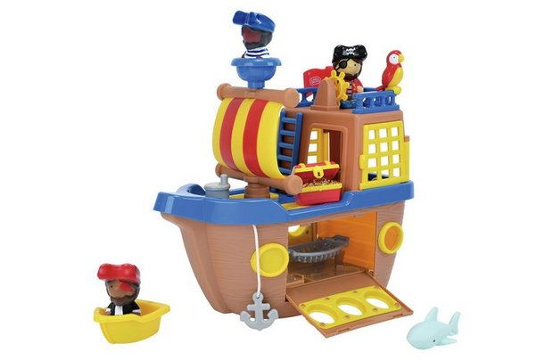 /tots-town/chad-valley-tots-town-pirate-ship-playset