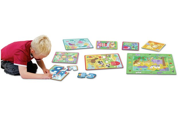 /pre-school/chad-valley-playsmart-puzzle-bumper-pack-15-pack