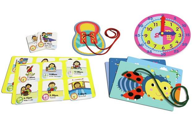 /pre-school/chad-valley-playsmart-key-skills-pack