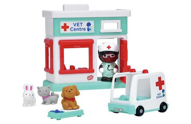 /tots-town/chad-valley-tots-town-vet-centre-playset