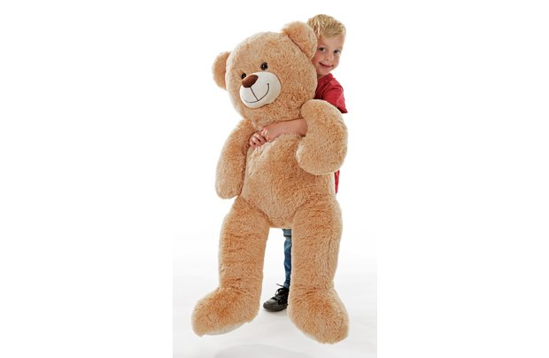 /fluffy-friends/chad-valley-fluffy-friends-bear-soft-toy