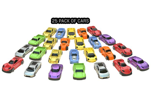 /vehicle-city/chad-valley-die-cast-cars-25-pack