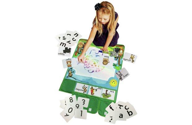 /pre-school/chad-valley-playsmart-aqua-mat-with-flashcards