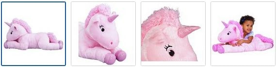 Chad Valley Unicorn Soft Toy Images