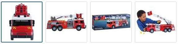 Chad Valley Fire Engine Images