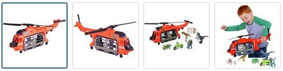 Chad Valley Helicopter Dino Pack Images