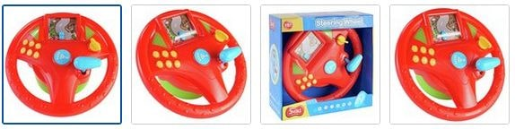 Chad Valley Steering Wheel Images