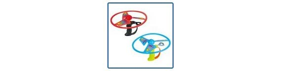 Chad Valley Flying Disc 2 Pack Images