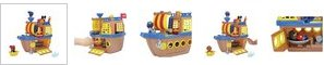 Chad Valley Tots Town Pirate Ship Playset