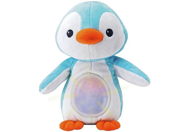 Chad Valley Penguin Projector - Baby Blue