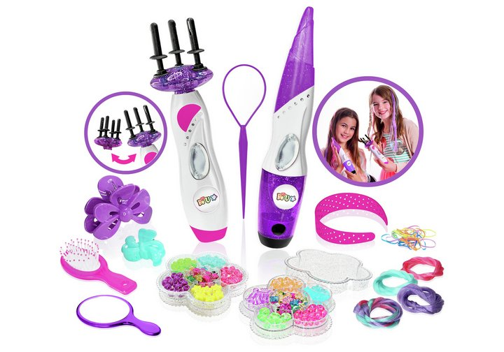 Chad Valley Be U Hair Beader and Braider Set