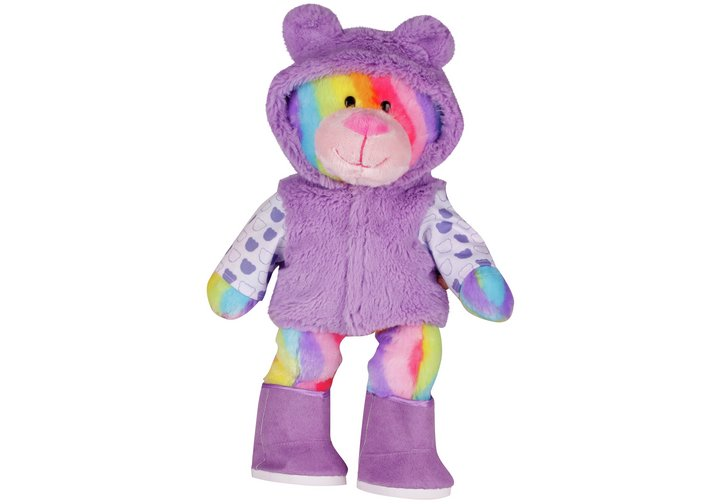 Chad Valley Designabear Teddy Gilet Outfit