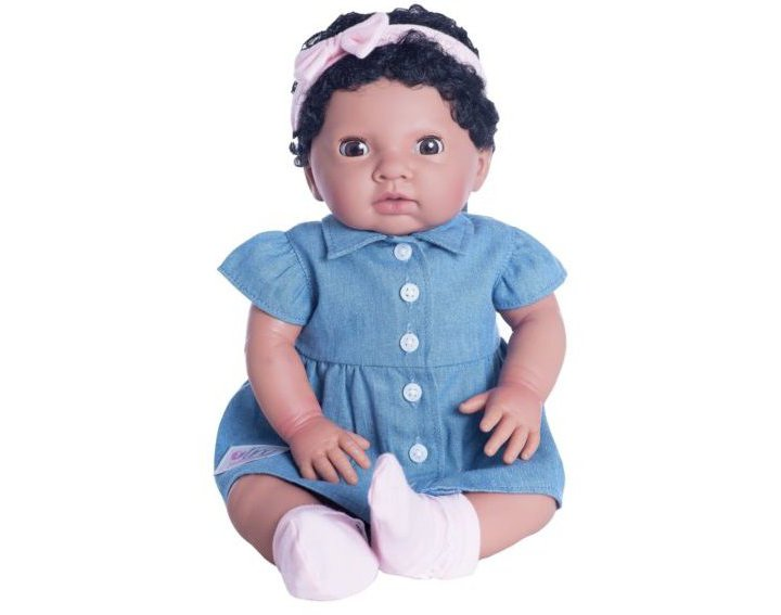 Chad Valley Tiny Treasures Denim Dress Outfit