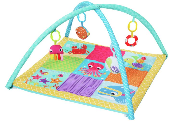 Chad Valley Baby Bright Ocean Play Gym