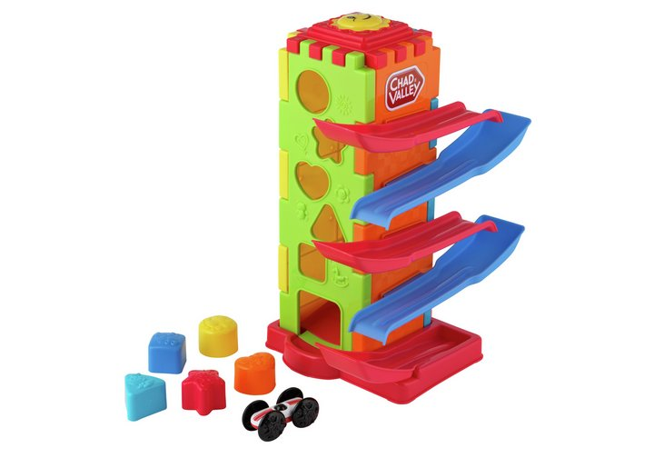 Chad Valley 5-in-1 Tower Challenge Game