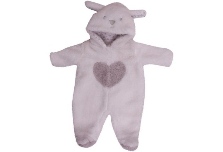 Chad Valley Tiny Treasures Lamb Onesie Outfit