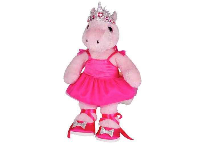 Chad Valley Designabear Little Princess Ballet Outfit