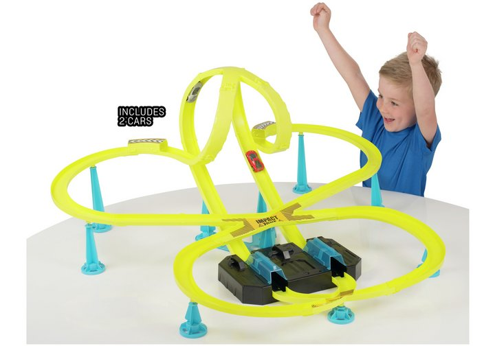 Chad Valley Thunder Dome Race Track Set