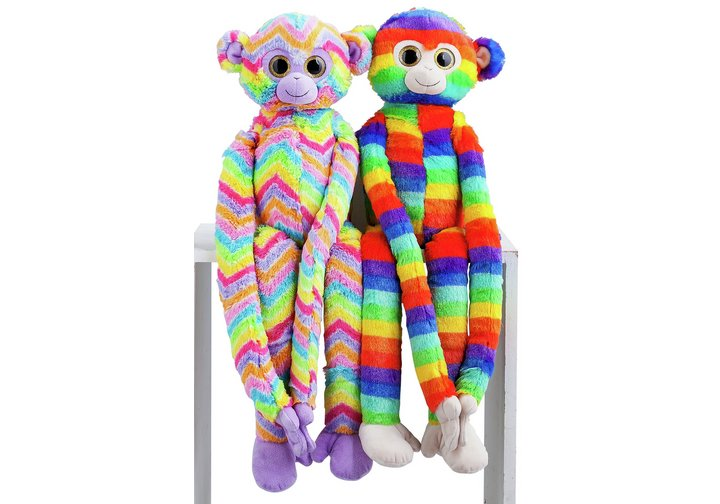 Chad Valley Multi Colour Monkey