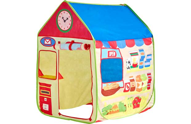 Chad Valley 2 In 1 Post Office Play Tent