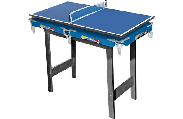 Chad Valley 4Ft Folding Table Tennis Game Top