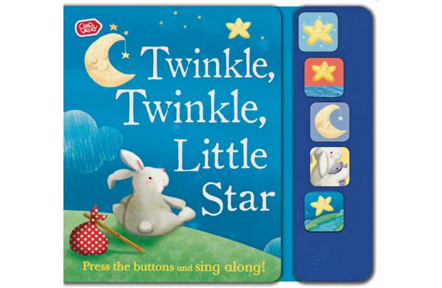 Chad Valley 5 Sound Twinkle Twinkle Book