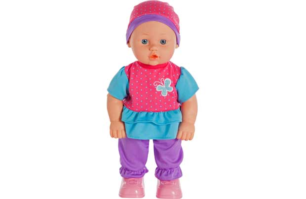 Chad Valley Babies To Love Baby Walking Doll