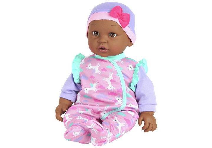 Chad Valley Babies to Love Cuddly Doll - Ava