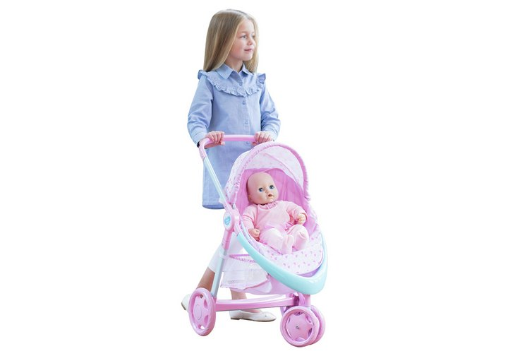 Chad Valley Babies to Love Jogger Stroller
