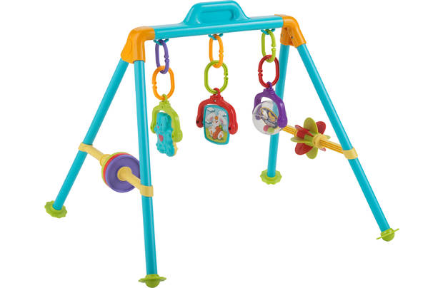 Chad Valley Baby Plastic Gym